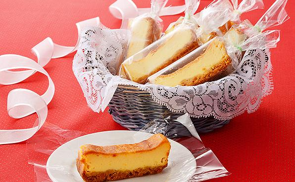 ケーキ ベイクド レシピ チーズ