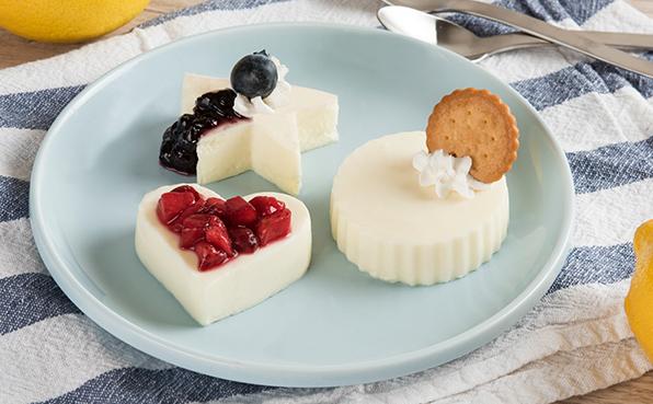 ケーキ レアチーズ